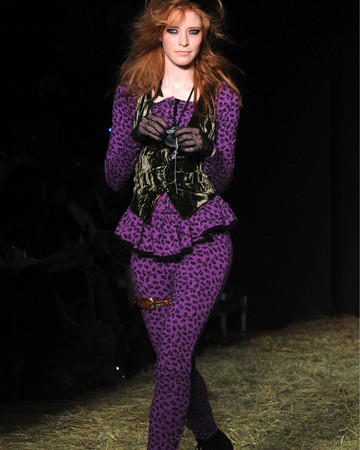 Betsey Johnson Fall 2010